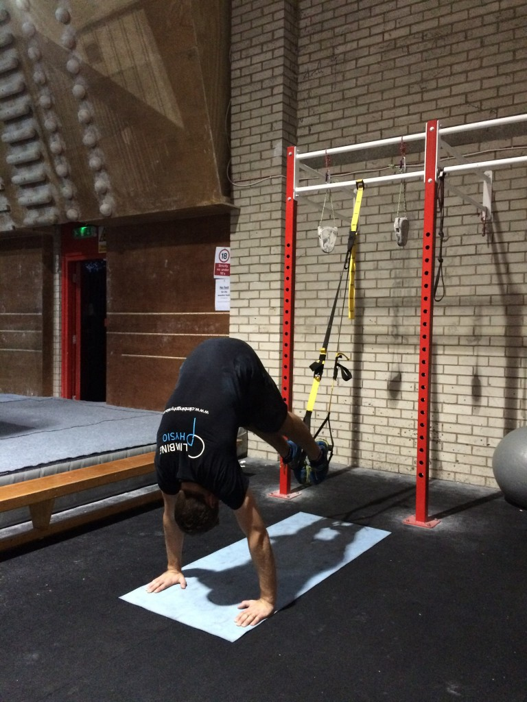 TRX Strength Training